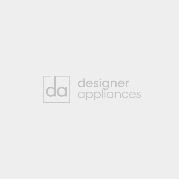 FALCON CLASSIC DELUXE BLACK & CHROME DUAL FUEL COOKER 110cm