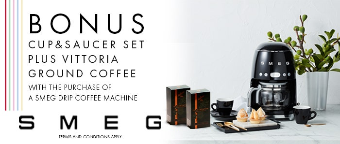 Smeg Drip Coffee Offer