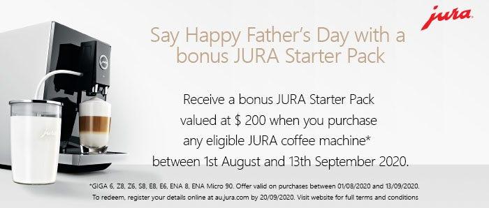 Bonus Jura Starter Pack