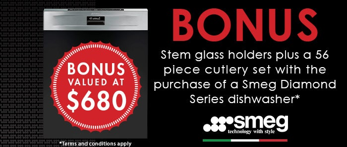 Smeg Dishwasher Bonus Pack