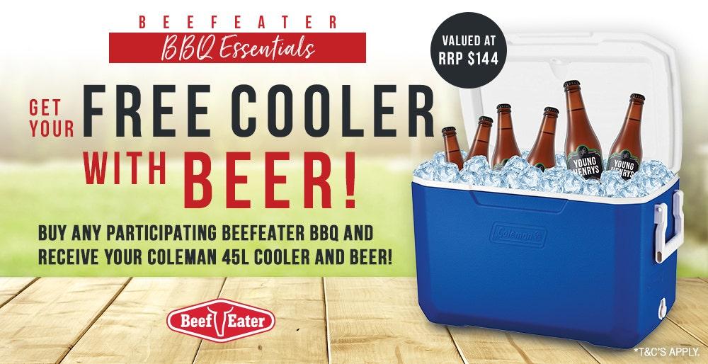 BeefEater BBQ Essentials