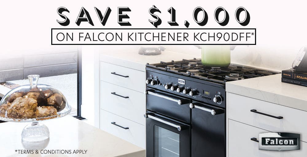 Falcon Kitchener Cooker Save $1000 Promotion