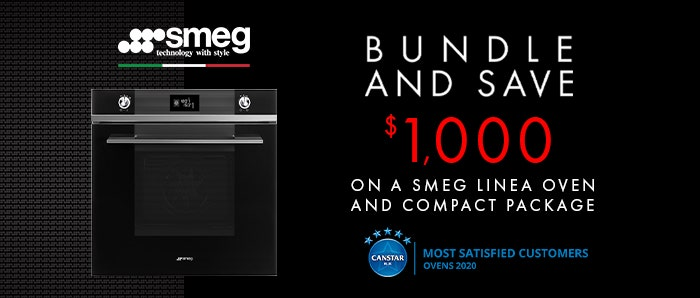 Smeg Linea Boxing Day Offer